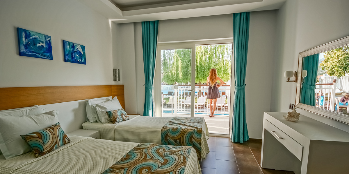 Swim Up Hotel Rooms Oludeniz