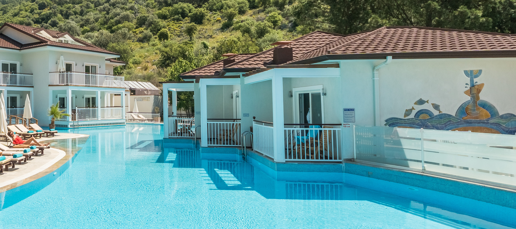 Luxury Hotels In Oludeniz